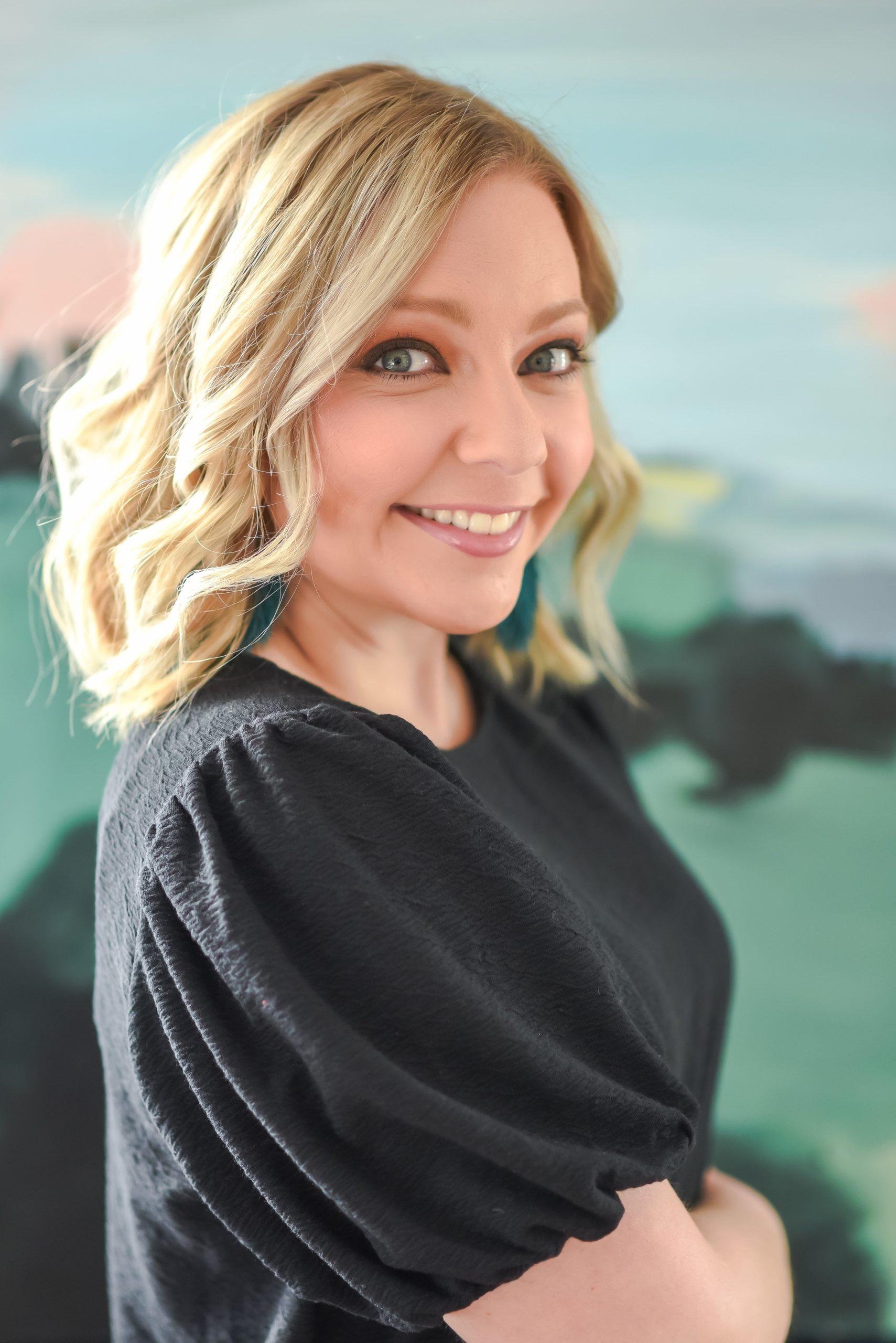 Brittany Simpson, MA in PR